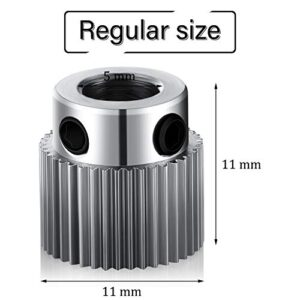 15 Pieces Extruder Wheel Gear 3D Printer Parts Drive 36