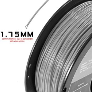 1610181140 HATCHBOX ABS 3D Printer Filament Dimensional Accuracy 003 mm