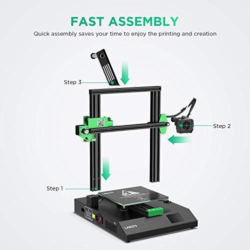 3D Printer LABISTS Auto Leveling 3D Printer DIY Kit for