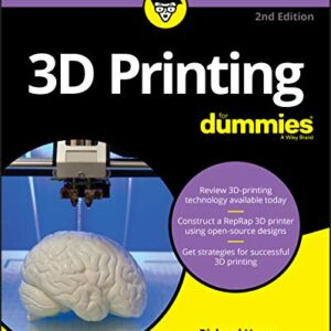 3D Printing For Dummies For Dummies Computers