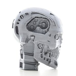 3D Solutech Silver Metal 3D Printer PLA Filament 175MM Filament