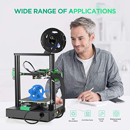 Printing Size 220X220X250mm LABISTS Auto Leveling 3D Printer DIY Kit for Adults with Resume Printing Function Filament Detection 3D Printer ET4 Touch Screen
