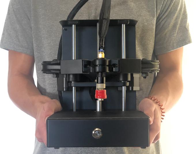 Brook Drumm Returns to Kickstarter - 3DPrint.com with Plybot 3D Printer
