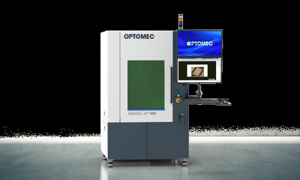 Optomec Announces New Aerosol Jet HD2 Electronics 3D Printer - 3DPrint.com