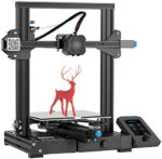 Creality Official Ender 3 V2 3D Printer with Upgraded Silent