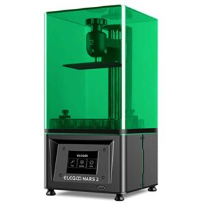 ELEGOO Mars 2 3D Printer MSLA UV Photocuring LCD 3D