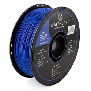 HATCHBOX ABS 3D Printer Filament Dimensional Accuracy 03 mm