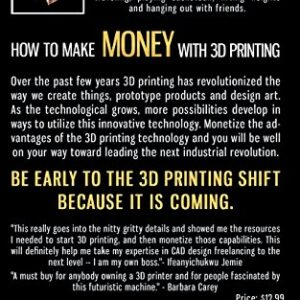 How To Make Money With 3D Printing Passive Profits Hacking