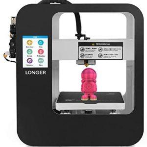 LONGER Cube 2 Mini 3D Printer for Kids 99 Pre Assembled