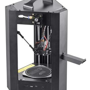 Monoprice 121666 Mini Delta 3D Printer With Heated 110 x