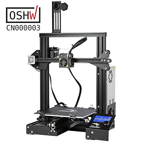 Official Creality Ender 3 3D Printer Fully Open Source with