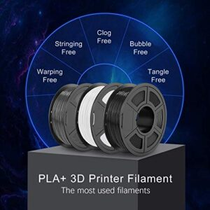 PLA 3D Printer Filament 175mm SUNLU PLA Filament PRO Dimensional