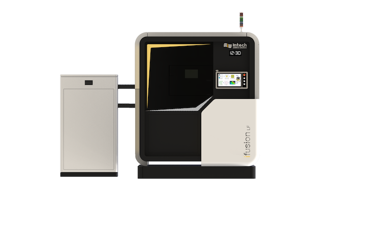 Intech Additive Solutions launches a large format metal 3D printer from the iFusion LF series
