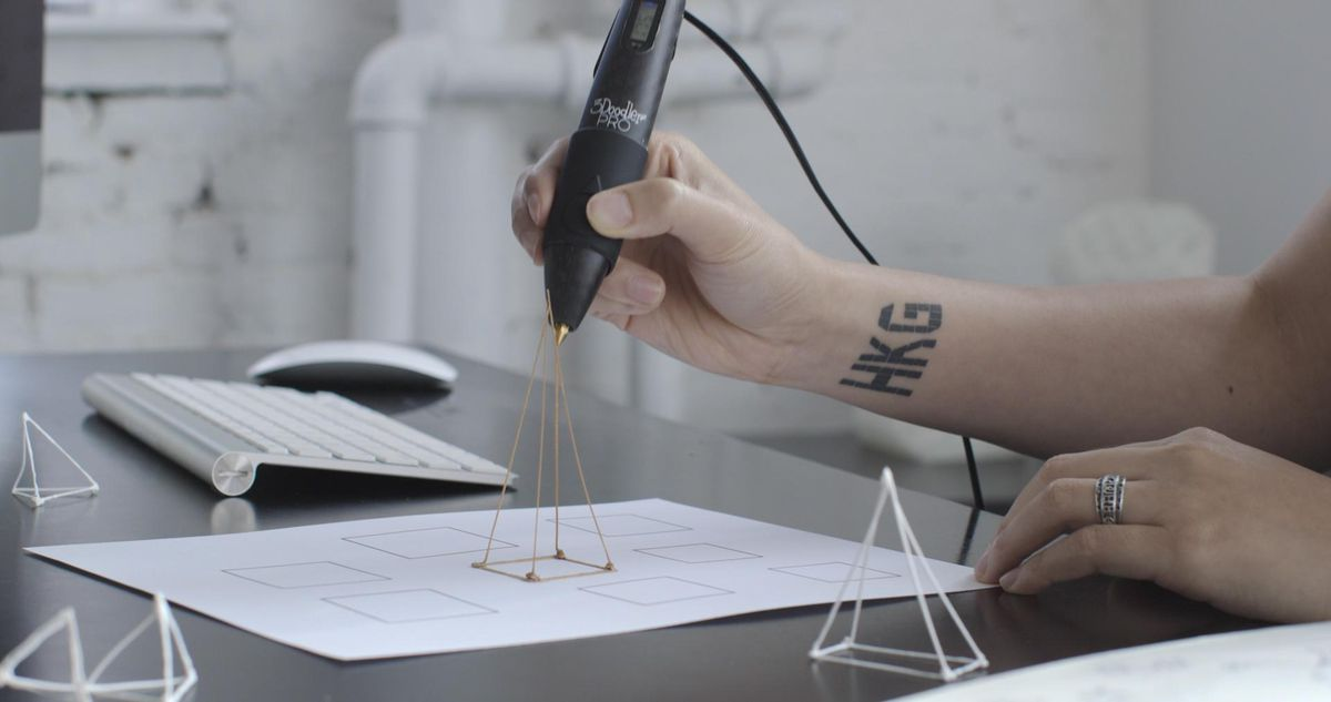 How a $ 2 million IP battle saved the original 3D pen from copycat ruin
