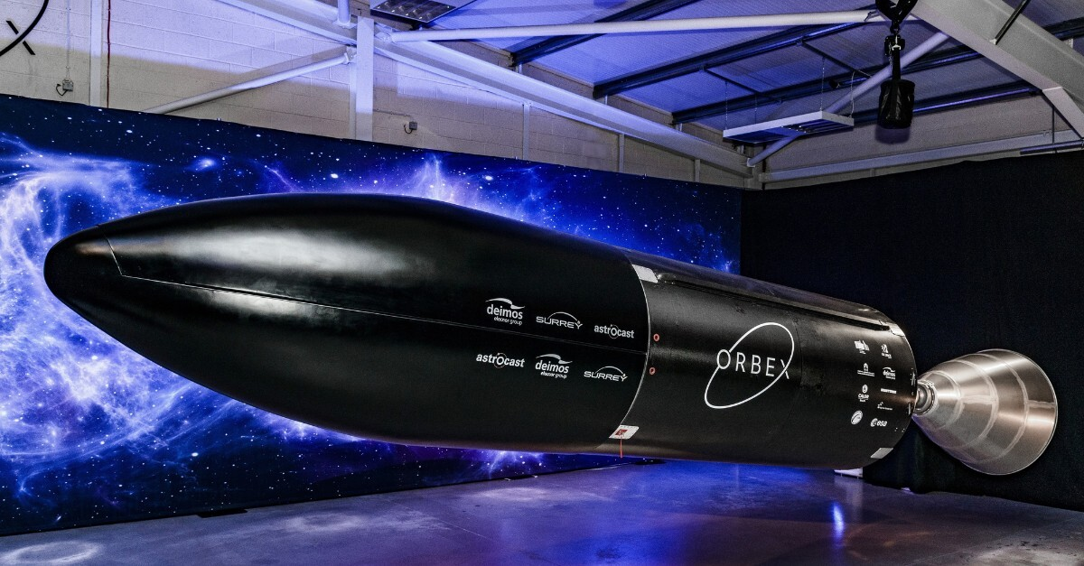 Largest industrial 3D printer in Europe to accelerate Orbex rocket production