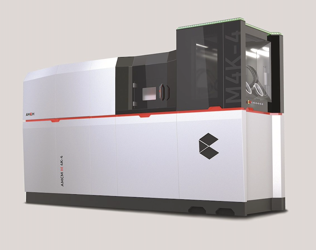 Orbex signs AMCM to build largest industrial 3D printer for high-speed rocket building - SatNews
