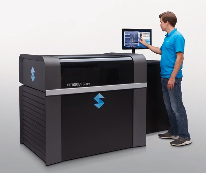 Stratasys is expanding the PolyJet family with lower-cost, multi-material 3D printers at the enterprise level