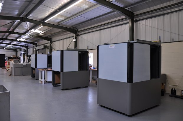 Stratasys announces the acquisition of the SLA 3D printer company RPS
