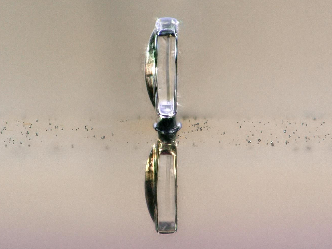 Scientists from Freiburg-Nanoscribe use a 2PP 3D printer to create ultra-precise glass optics
