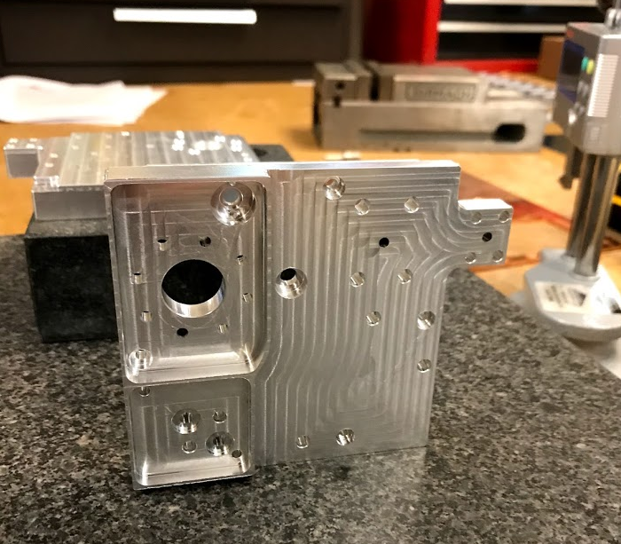 Fabrisonic uses a UAM 3D printer to create low cost satellite heat exchangers for NASA's JPL