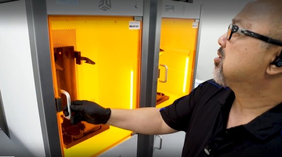 3D printer maker invests $ 13 million to expand its South Carolina headquarters
