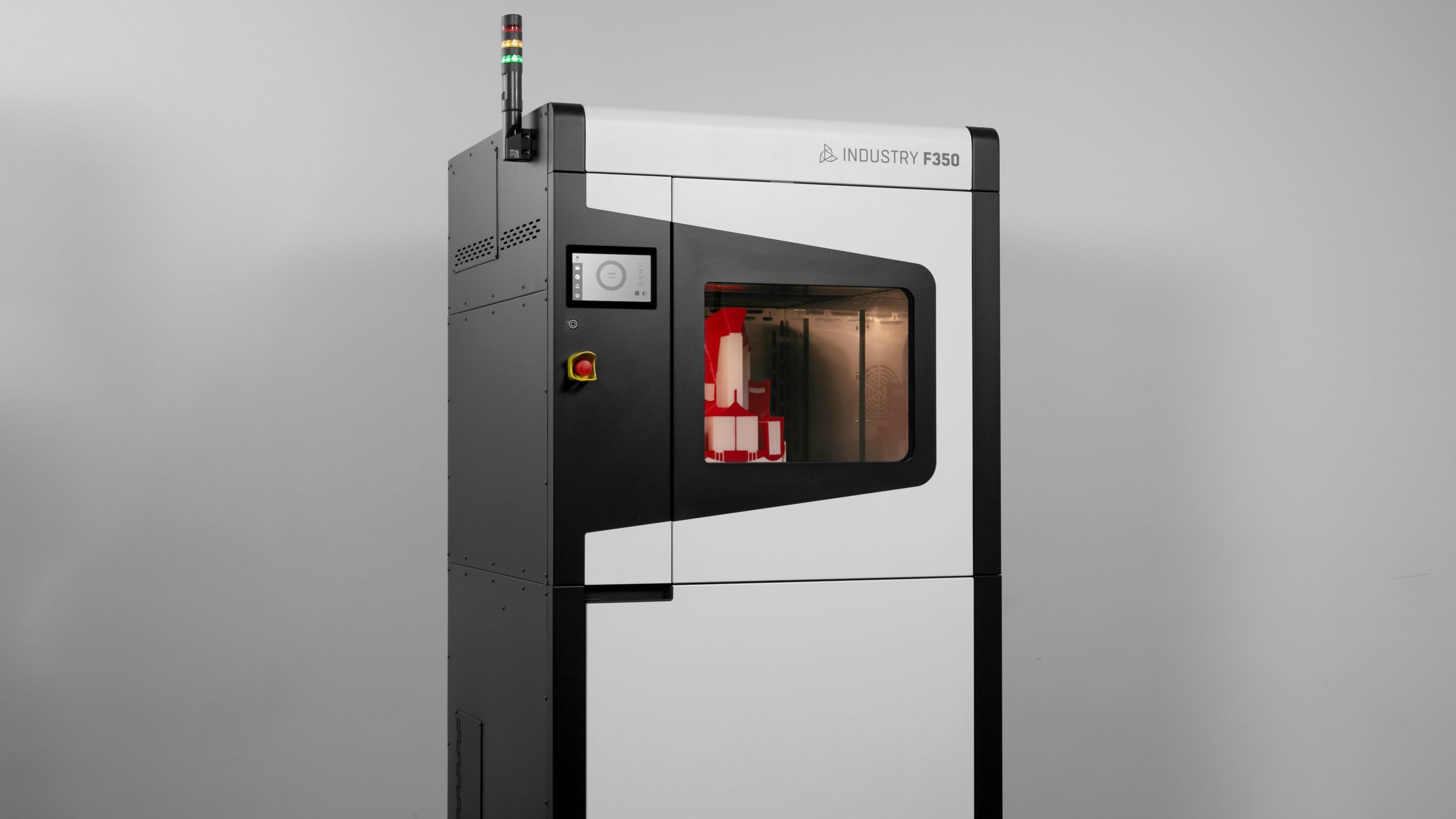 3DGence launches the INDUSTRY F350 high-temperature 3D printer - technical data and prices