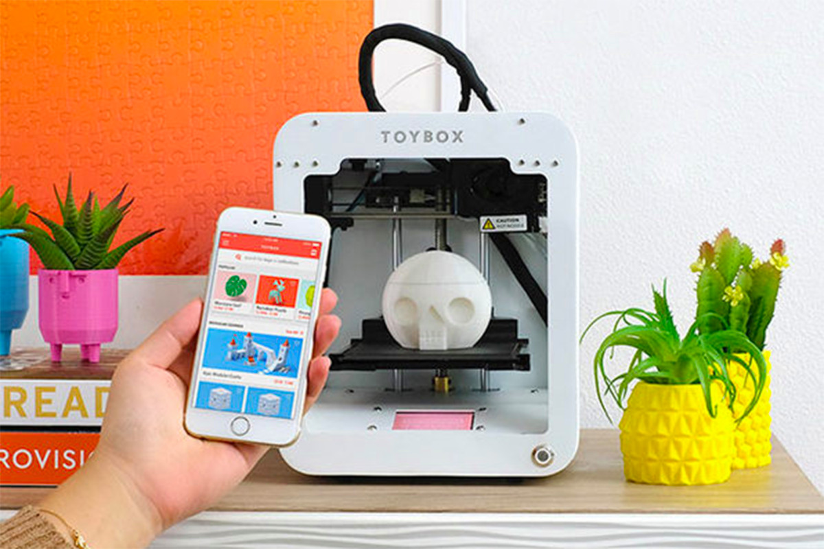Print your own toys with this 3D printer for sale and get over 30% off